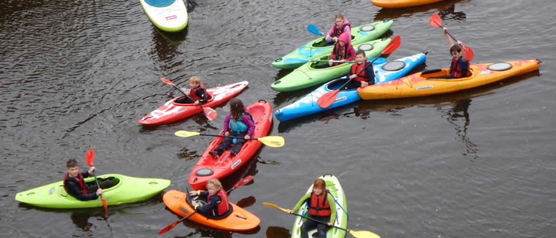 Kids Paddlesport