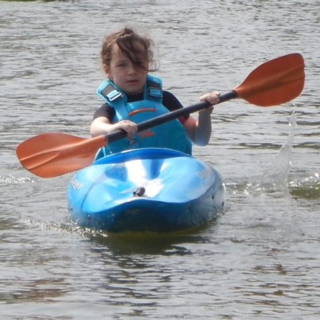 Kids Paddlesport Courses