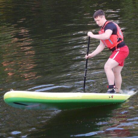 Kayak, canoe SUP