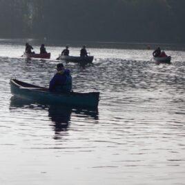 Paddlesport open canoe