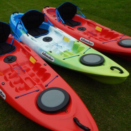 Kayak start up