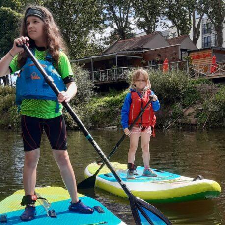 Family Paddlesport SUP