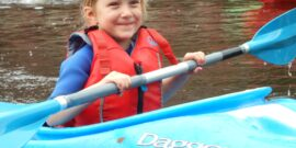 Family Paddlesport Kayaking