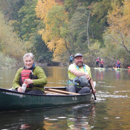 Severn Series Canoe Trip